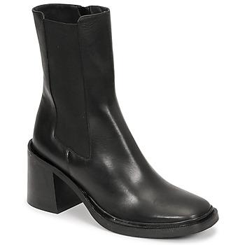 Chaussures Femme Bottines Jonak DANUBE Noir