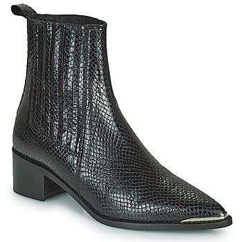 Chaussures Femme Bottines Jonak ARSENE Noir