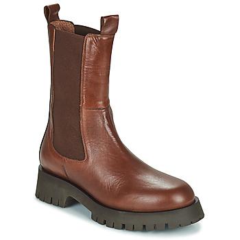 Chaussures Femme Boots Jonak RIDLE Marron