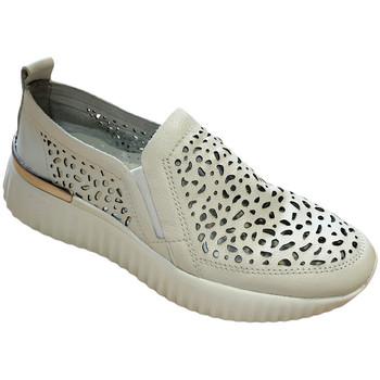 Chaussures Femme Mocassins Susimoda SUSI4056bia bianco