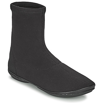 Chaussures Femme Boots Camper RIGHT NINA Noir