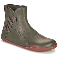 Chaussures Femme Boots Camper PEU CAMI Gris