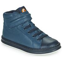 Chaussures Enfant Baskets montantes Camper RUNNER Bleu