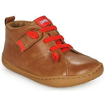 Chaussures Enfant Derbies Camper PEU CAMI Marron