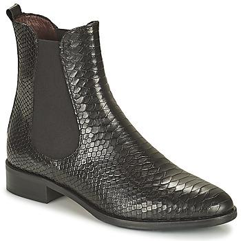 Chaussures Femme Boots Muratti ROCHEGUDE Noir