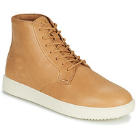 Chaussures Homme Baskets montantes Clae GIBSON Marron