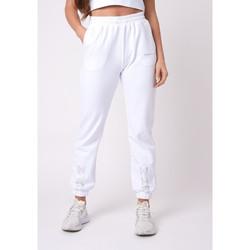 Vêtements Femme Pantalons de survêtement Project X Paris Pantalon Blanc