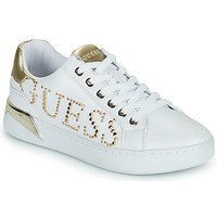 Chaussures Femme Baskets basses Guess RORII Blanc