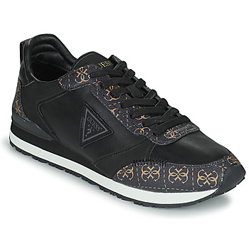 Chaussures Homme Baskets basses Guess NEW GLORYM Marron