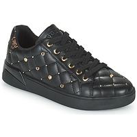 Chaussures Femme Baskets basses Guess REEA Noir