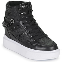 Chaussures Femme Baskets basses Guess ARYIA Noir