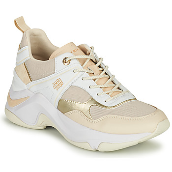Chaussures Femme Baskets basses Tommy Hilfiger FASHION WEDGE SNEAKER Blanc