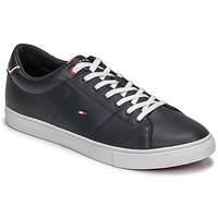 Chaussures Homme Baskets basses Tommy Hilfiger ESSENTIAL LEATHER SNEAKER Marine