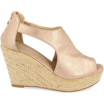 Chaussures Femme Sandales et Nu-pieds Tephani AB-210 Champan