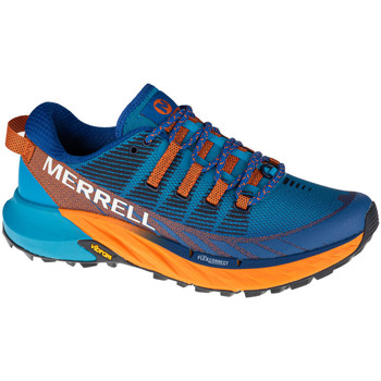 Chaussures Homme Running / trail Merrell Agility Peak 4 Trail Bleu