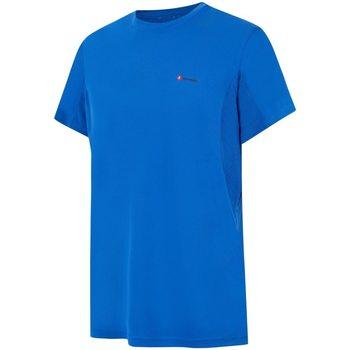 Vêtements Homme T-shirts manches courtes Mountain Pro S17-OUT-M-01-C Bleus