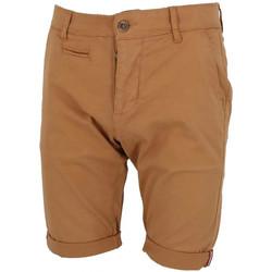 Vêtements Homme Shorts / Bermudas La Maison Blaggio MB-VENILI-2 Marron