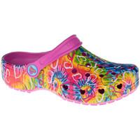 Chaussures Enfant Sabots Skechers Heart Charmer Hyper Groove Multicolore