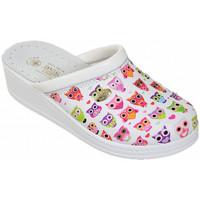Chaussures Femme Mules Sanital ART 4350 Sabots professionnels Multicolore