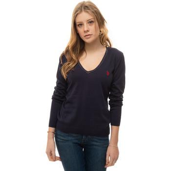 Vêtements Femme Pulls U.S Polo Assn. 60076-52226179 Blu