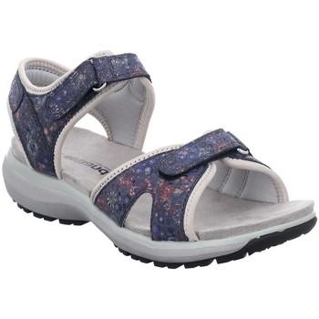 Chaussures Femme Sandales et Nu-pieds Westland By Josef Seibel OLIVIA 07 ESTAMPADA AZUL Sandalias
