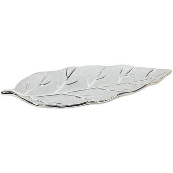 Maison & Déco Vides poches Signes Grimalt Feuille Blanco