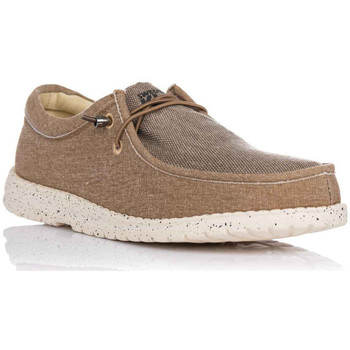 Chaussures Homme Baskets basses Sweden Kle 203534 Marrón