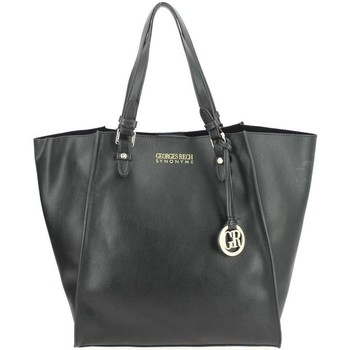 Sacs Femme Cabas / Sacs shopping Georges Rech STONE Noir