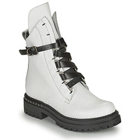 Chaussures Femme Boots Metamorf'Ose KAIDE Blanc