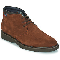 Chaussures Homme Boots CallagHan YUKIDA Cognac