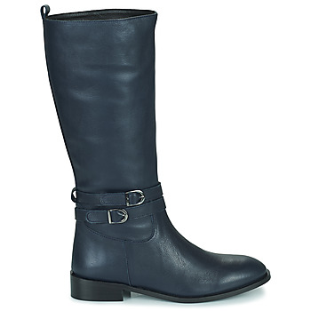Chaussures Femme Bottes ville JB Martin AMUSEE Bleu
