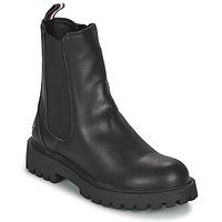 Chaussures Fille Boots Tommy Hilfiger T3A5-31198-0289999 Noir
