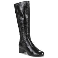 Chaussures Femme Bottes ville Caprice 25517-011 Noir