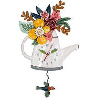 Maison & Déco Horloges Gourmandise Pendule Arrosoir by Allen Blanc