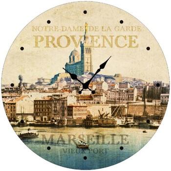 Maison & Déco Horloges Provence Pendule Marseille Beige