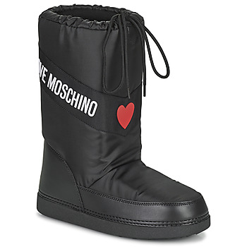 Chaussures Femme Bottes de neige Love Moschino JA24032G1D Noir