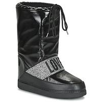 Chaussures Femme Bottes de neige Love Moschino JA24042G1D Noir