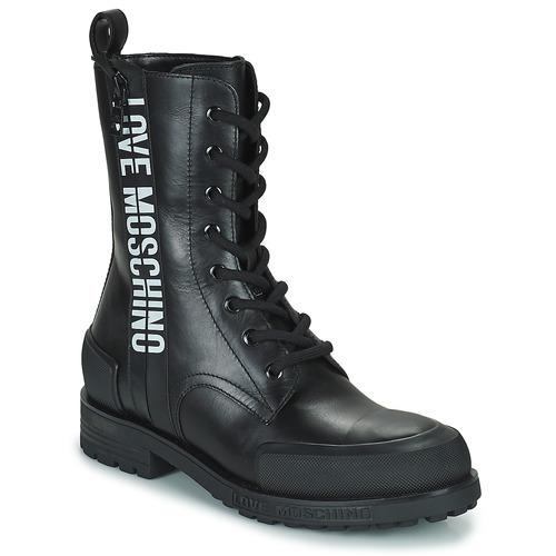 Chaussures Femme Boots Love Moschino JA24184G1D Noir