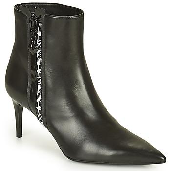 Chaussures Femme Bottines Love Moschino JA21107G1D Noir
