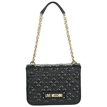 Sacs Femme Sacs porté épaule Love Moschino JC4000 Noir