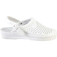 Chaussures Femme Sabots Rohde 1445 Blanc