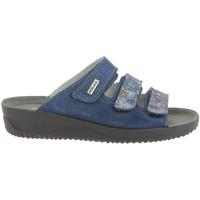 Chaussures Femme Mules Rohde 1932 Bleu