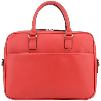 Sacs Agatha Ruiz de l Francinel Serviette Porte documents  ref 50073 38*28*8 Rouge Rouge