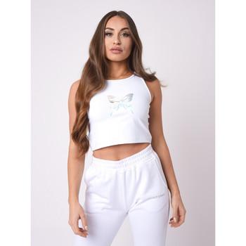 Vêtements Femme Zadig & Voltaire Project X Paris Top Blanc