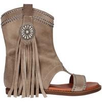 Chaussures Femme Sandales et Nu-pieds Zoe Cherokee06 santal Femme Corde Corde