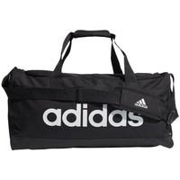 Sacs Sacs de sport adidas Originals Linear Duffel M Blanc, Noir