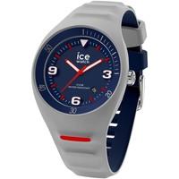 Montres & Bijoux Homme Montres Analogiques Ice Watch Montre  P. Leclercq  Grey blue Medium Gris