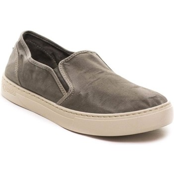Chaussures Homme Slip ons Natural World  Gris