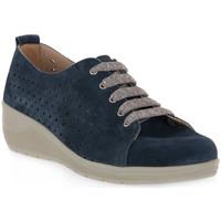 Chaussures Homme Derbies Grunland BLU 68DAPE Blu
