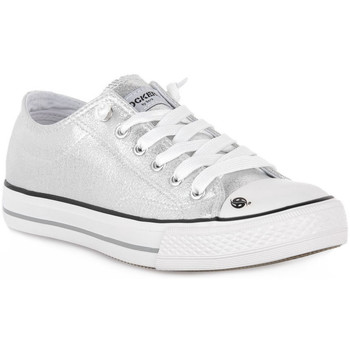Chaussures Homme Baskets basses Dockers 550 SILBER Grigio